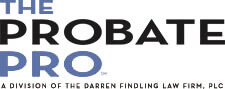 The Probate Pro Logo