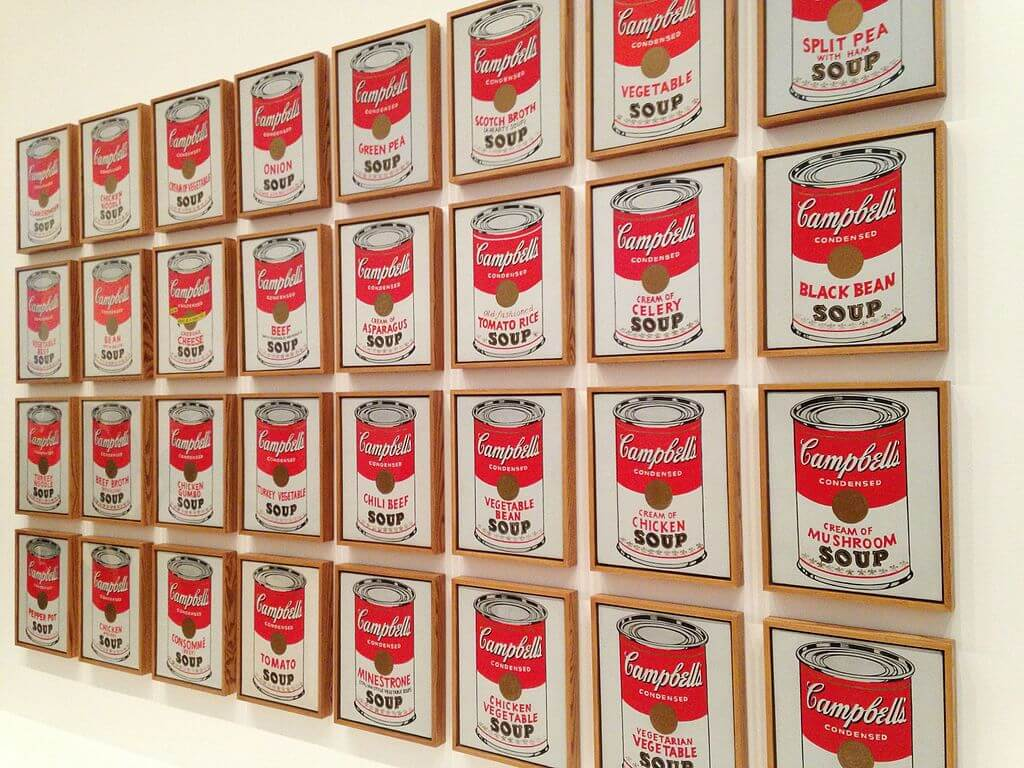 andy warhol artwork collectibles estate plan law office lawyer attorney michigan ohio will trust personal property