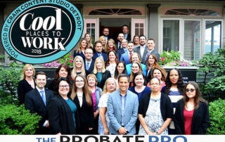 crain's business detroit cool places to work 2018 the probate pro royal oak michigan law firm estate planning administration attorney winner