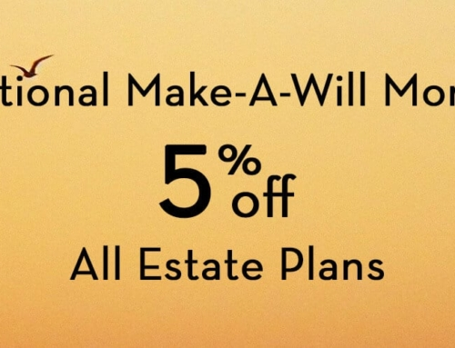 National Make-A-Will Month is August!