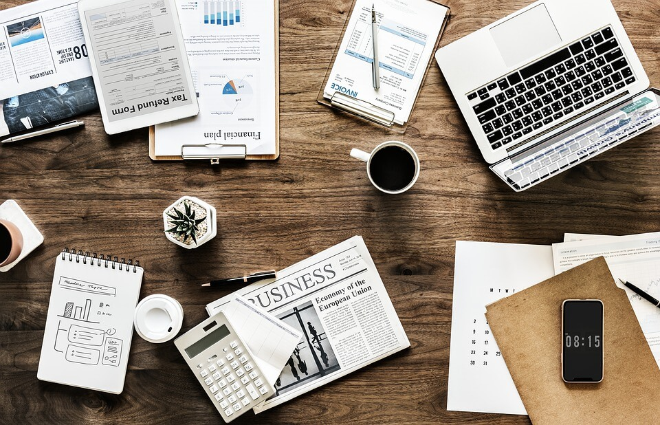 millennial desk work tax return estate plan planning michigan ohio law firm attorney office probate