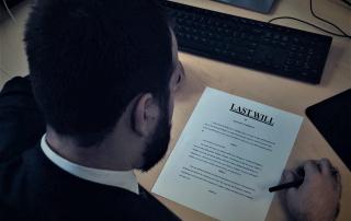 estate plan, wills, trusts, valid will