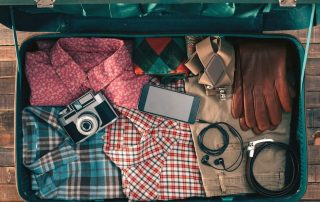 plan your estate like you would a vacation - be sure to get all the essentials included