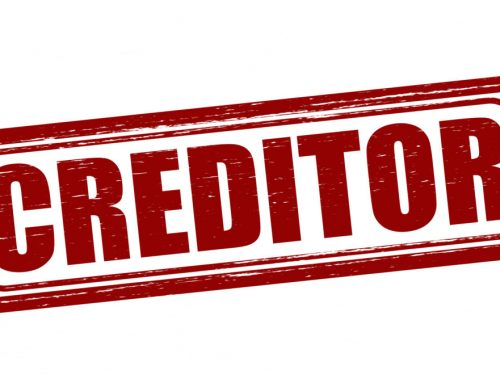What You Need to Know About the Creditor
