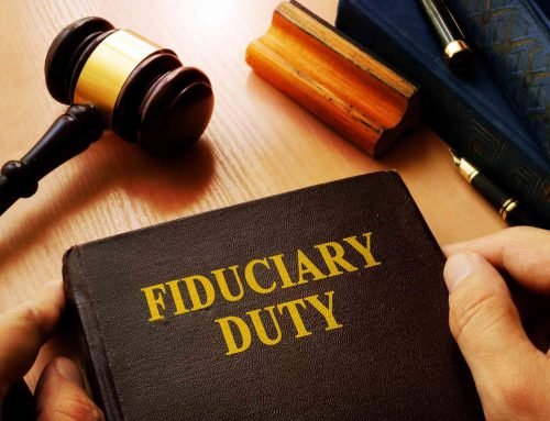 The Role of a Fiduciary in Litigation