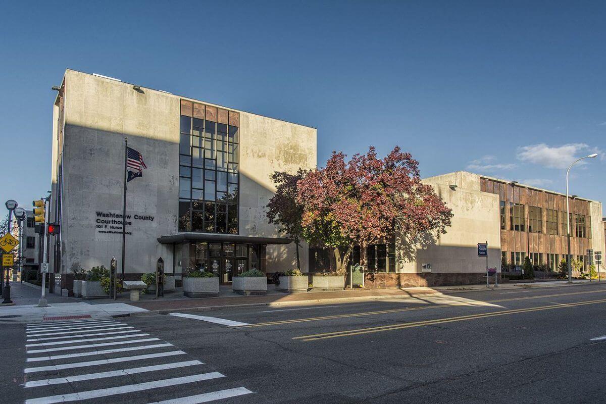 Washtenaw County Probate Court
