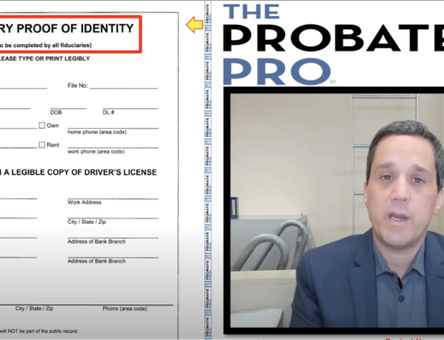 Fiduciary Proof of Identity